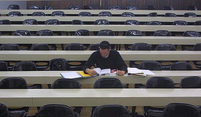 בגלל לפיד: פחות סטודנטים חרדים