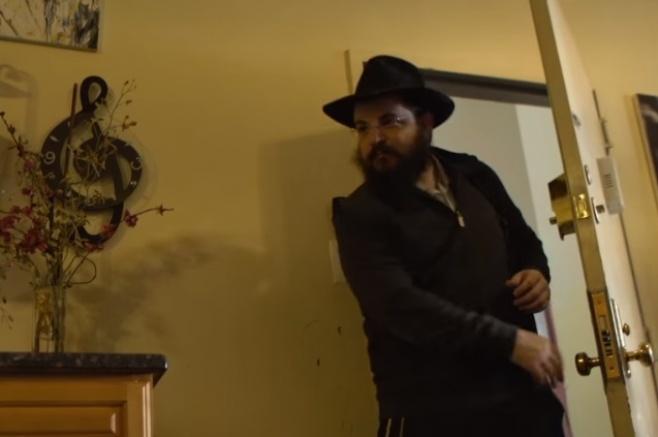 """בני פרידמן בקליפ חדש - """"רבי יהושע אומר"""""""
