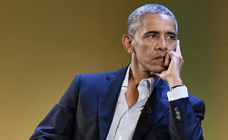 אובמה, שנה באזרחות - הנשיא לשעבר אובמה לא נבחר כמושבע