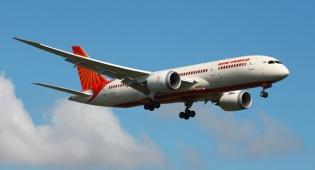 הודו תקנוס מטוסים שהפסולת שלהם תושלך מהאוויר