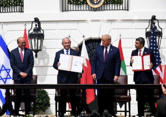 הבית הלבן חשף: 'הסכם אברהם' ההיסטורי