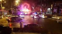זירת אירוע הדקירה - חרדי נדקר במונטריאול; 4 חשודים נעצרו