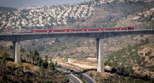 רכבת מהירה ירושלים