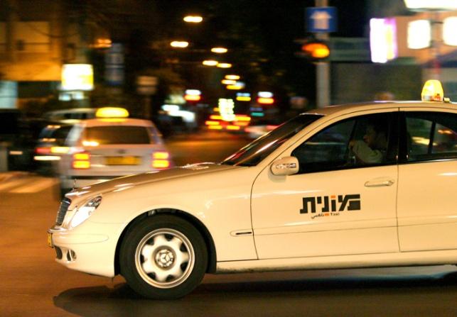 ההרשעה תפגע בעתידו כנהג מונית. אילוסטרציה