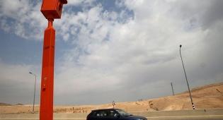מצלמת מהירות - ניסוי משטרתי: 'לבלבל הנהגים' עם המצלמות