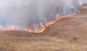 שריפה כתוצאה מבלון תבערה
