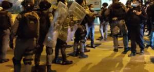 זעם חרדי: 'מסע נקמה פראי ותוקפני מצד שוטרים מוסתים'
