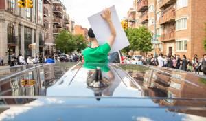 הפגנה בניו יורק. ארכיון