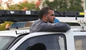 שוטר בבני ברק. אילוסטרציה
