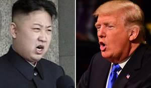 דונלד טראמפ וקים ג'ונג און - קים ג'ונג און: 'הנשק הגרעיני שלנו - הרתעה'