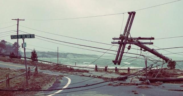 מנזקי הסופה