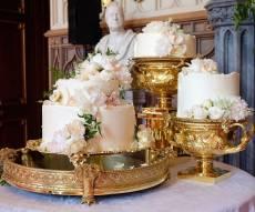 הכנת העוגה המלכותית - מאחורי הקלעים - יש לנו את המתכון הרשמי לעוגת החתונה המלכותית