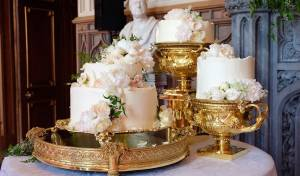 הכנת העוגה המלכותית - מאחורי הקלעים