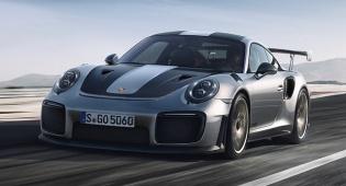 פורשה 911 GT2 - מהירה וקיצונית • צפו בפורשה 911 GT2 החדשה