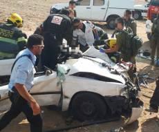 קרובי הנפגעים בכביש 1: התפללו לרפואתם