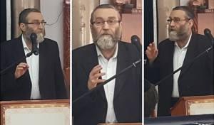 גפני בשיחה על החרדים, ישראל והשבת