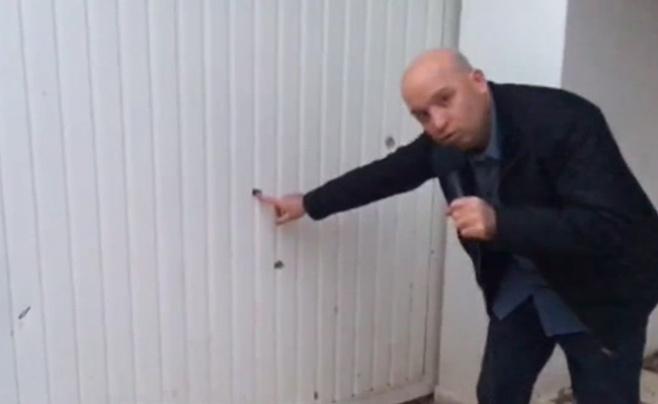 צפו: כתב חדשות 10 בזירת החיסול בתוניסיה