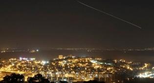 """45 רקטות שוגרו לעבר ישראל; צה""""ל תקף 25 מטרות טרור"""