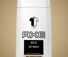סדרת AXE GOLD.