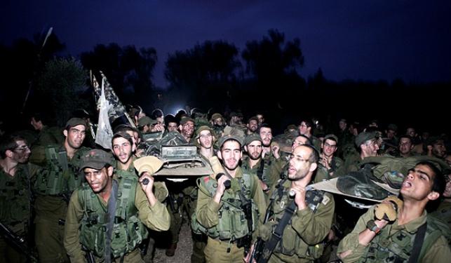 חיילי 'נצח יהודה'