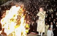 צפו בוידאו: ר' מיילך בידרמן הקפיץ את מירון