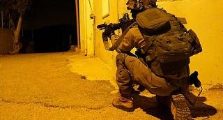 """פעילות כוחות צה""""ל, הלילה - בבלאטה: חייל צה""""ל נפצע קל ממטען"""