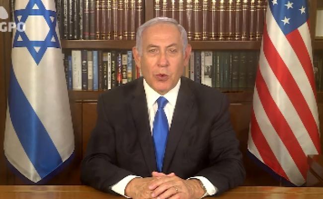 נתניהו מברך את ביידן: 'להרחיב את השלום'