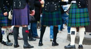 מגמת אופנה: בקרוב תתלבשו כמו הסקוטים?