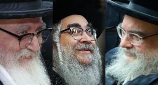 """האדמו""""רים מבעלזא, סאטמר וסקווירא"""