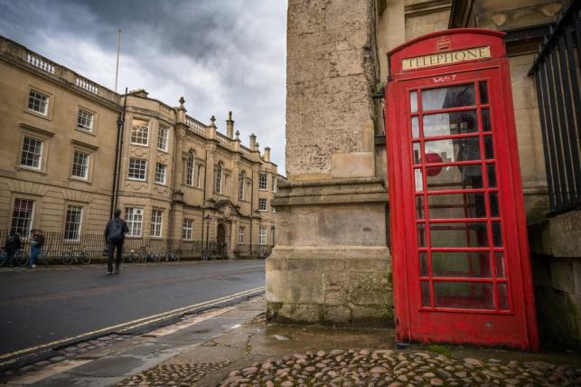 אוקספורד, בריטניה