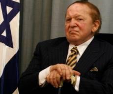 שלדון אדלסון - אדלסון הפליל את ראש הממשלה בעדותו