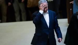 ראש הממשלה במליאת הכנסת. ארכיון