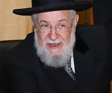הרב לאו נפרד ממועצת הרבנות: 'התרגשות'