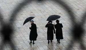 עצירת גשמים: בעלזא קוראים להוסיף 'ועננו'