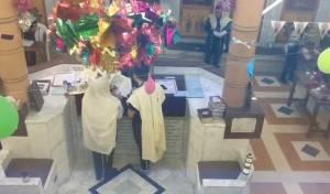 תיעוד בלעדי: קריאת מגילת אסתר בתוניסיה