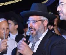 """הרב ישראל מאיר ביטון - שופט בג""""צ אסר על בחירת רב עיר לחדרה"""