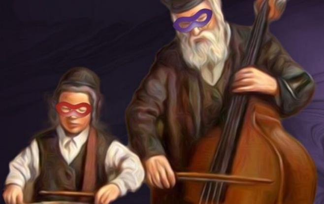 """""""ועל הניסים"""": הסבא והנכד שרים עם יוסי גרין"""