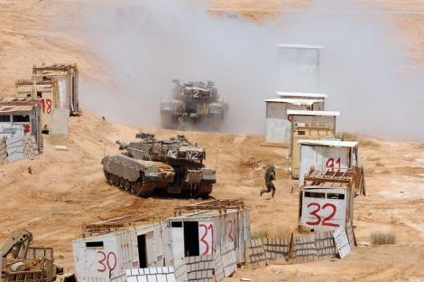 תרגיל בבסיס שיזפון - עשרות חיילים שיקרו שלקו בהרעלה בשיזפון