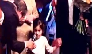 על הבמה: הילדה שנחנקה - הפתיעה • צפו