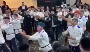 ריקוד הפרטיזנים של עולם הישיבות • צפו