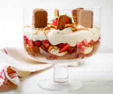 השילוב המנצח: טרייפל גבינה, עוגיות לוטוס, תותים - השילוב המנצח: טרייפל גבינה, עוגיות לוטוס, תותים