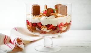 השילוב המנצח: טרייפל גבינה, עוגיות לוטוס, תותים
