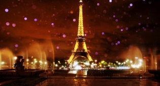 בחרו בפריז. או בכל מקום אחר בעולם