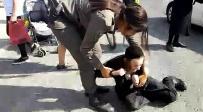 שוטרות נאבקו במפגינים הקיצוניים • צפו