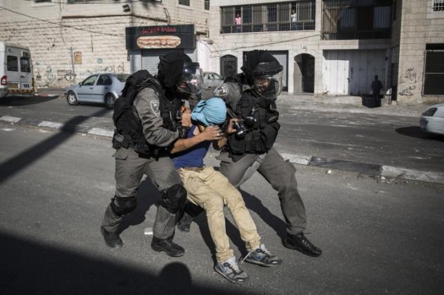 מעצר בירושלים