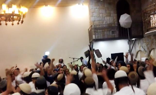 """רבנים דתיים נגד ריקוד השנאה: """"דבר מחריד"""""""