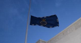 לונדון: דגל המשטרה הורד לחצי התורן בעקבות הפיגוע