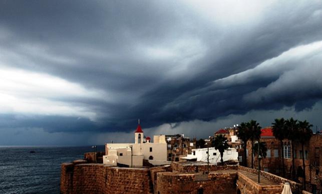 והרי התחזית: גשום