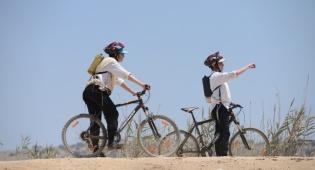 בין הזמנים • כללי זהירות ברכיבה על אופניים