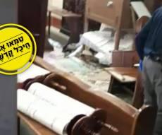 ראש העיר בדמעות: 'זיהמו את ספרי התורה'